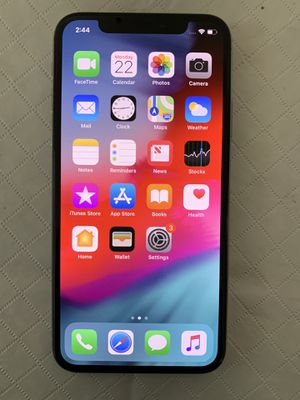 I Phone X 64GB (Serious buyers only) for Sale in Alexandria, VA
