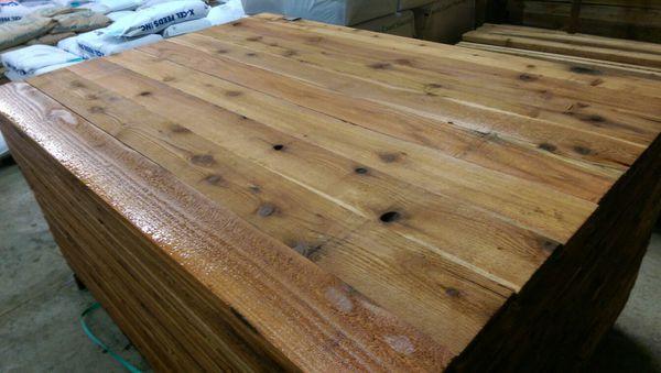 1X6X6 Cedar Fence Boards $1 99 or less for Sale in Elma, WA - OfferUp