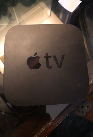 Apple TV 4th Generation with Alexa Remote for Sale in Chicago, IL