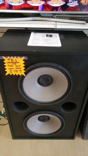 JBL 4638 cinema speaker for Sale in Silver Spring, MD