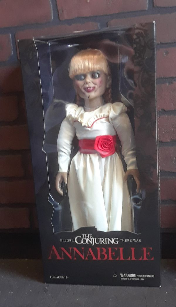 Horror /scary Annabelle doll for Sale in Norwalk, CA - OfferUp