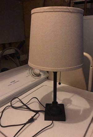 Nightstand lamp for Sale in Leesburg, VA