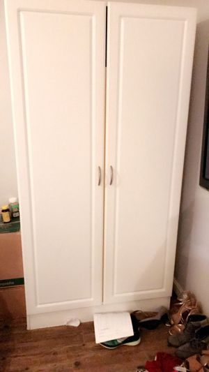 2 Ikea armoires/ dressers for Sale in Sterling, VA