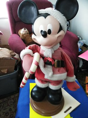2ft 1 in tall movable Mickey mouse 50.00 for Sale in Bakersfield, CA