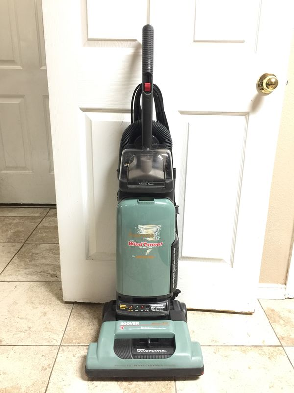 Hoover SUPREME WINDTUNNEL Mach 3 6 Bagged Upright Vacuum For Sale