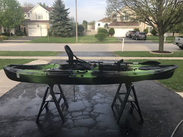 Emotion Stealth Pro Angler Kayak Pending Pickup For Sale