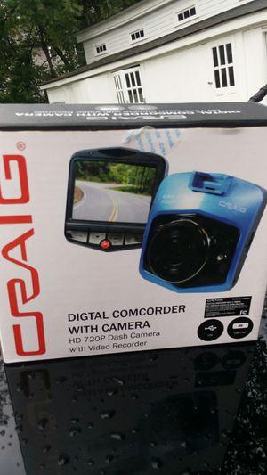 Craig digital dashcam for Sale in UNIVERSITY PA, MD