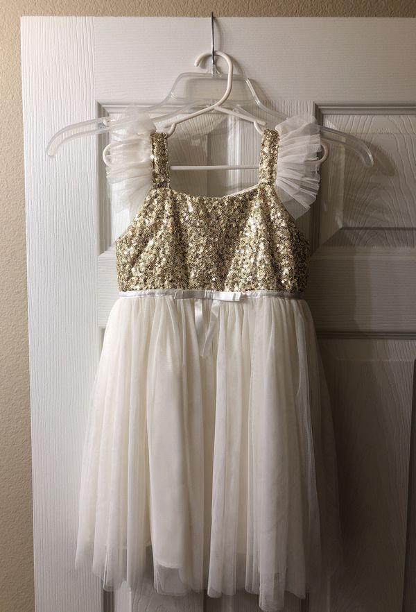 431eea6e1 Nordstrom Girls Dress / Flower Girl Dress / Christmas Dress Size 4 ...