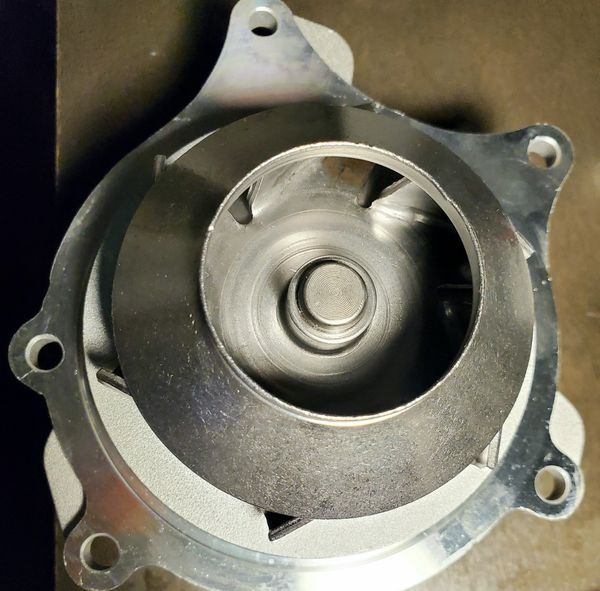 ECCPP Water Pump With Gasket Pump Fit For 2006 2007 2008