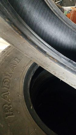 (6) 235/85 R16 Autoguard dually tires Thumbnail