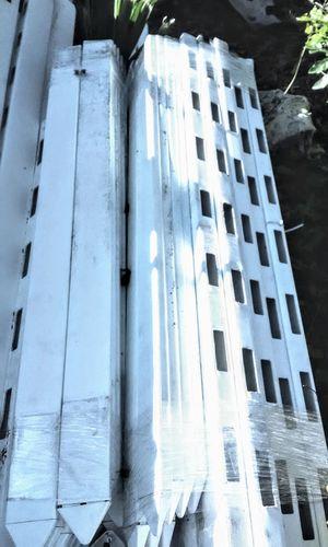 Photo Aluminum fence 40 ft