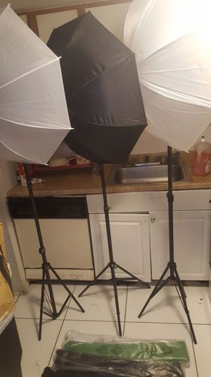 Studio photography lighting set for Sale in Orlando, FL