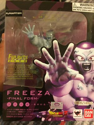 Sh Figuarts zero Final form Freeza for Sale in Phoenix, AZ