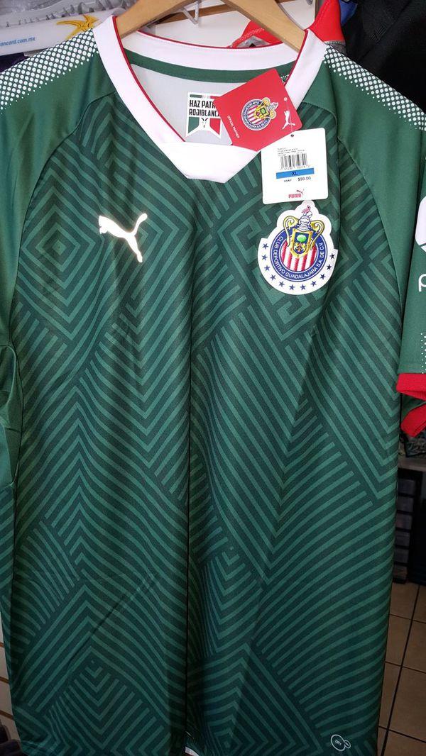 competitive price 056cf 78db4 Soccer Jersey Chivas Original for Sale in Stanton, CA - OfferUp