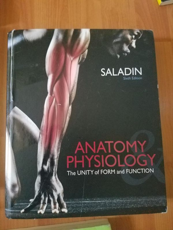 Anatomy anf physiology textbook for Sale in Miami, FL - OfferUp