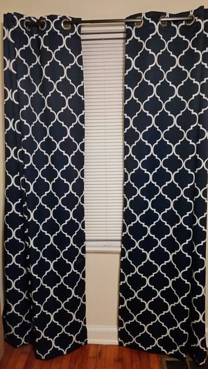 Curtains (4 panels) for Sale in Silver Spring, MD