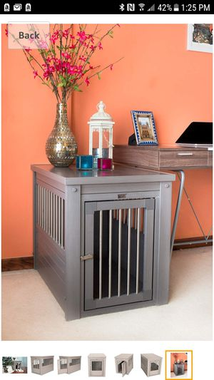 NewAgePet Accent Table & Pet Crate for Sale in Baltimore, MD