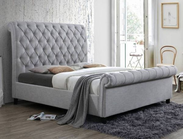 Kate 5103 Grey Queen Bed for Sale in Houston, TX - OfferUp