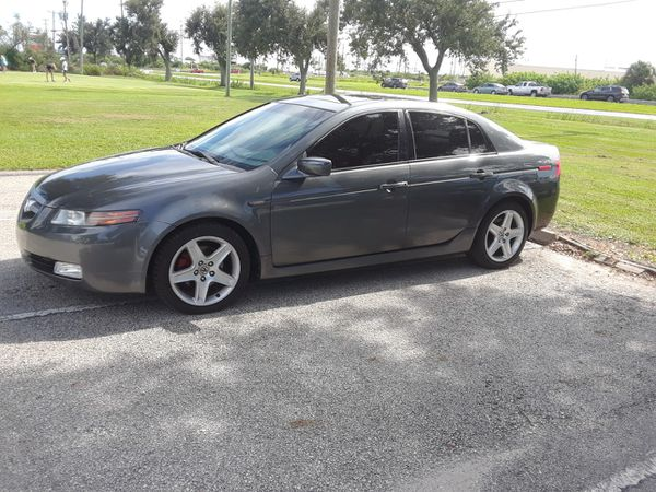 Acura Tl For Sale In Rockledge FL OfferUp - 2007 acura tl for sale
