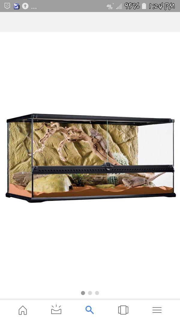 Exo Terra Glass Terrarium 36 L X 18 W X 18 H For Sale In Tulsa