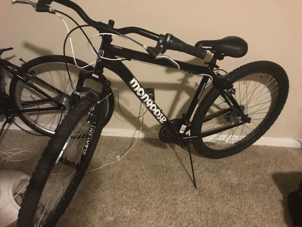 29 Inch Men's Mongoose Excursion, Black for Sale in Irving, TX - OfferUp