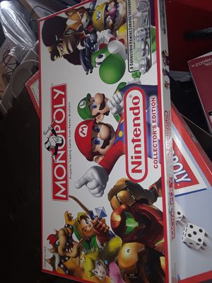 Nintendo Monopoly game for Sale in Fort Belvoir, VA