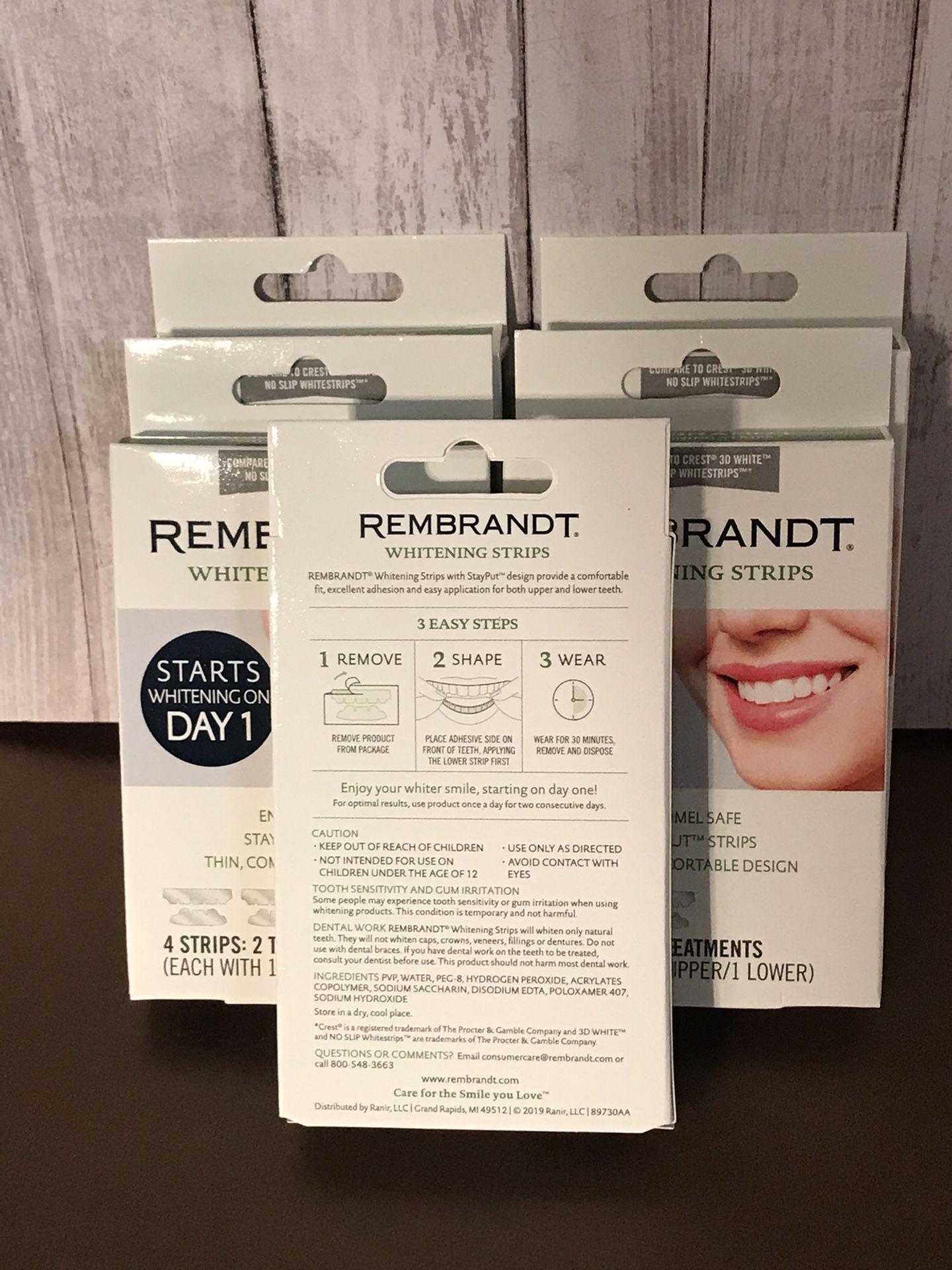 Rembrandt Teeth Whitening