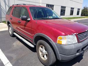 2004 ford explorer for parts * no title* for Sale in Manassas, VA