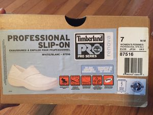 Timberland slip on shoes size 7 for Sale in Denver, CO