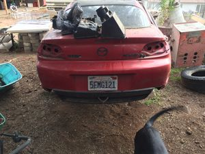 2004 Mazda rx8 used parts for Sale in Riverside, CA