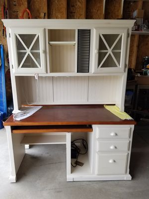 Awe Inspiring New And Used Desk With Hutch For Sale In Colorado Springs Download Free Architecture Designs Crovemadebymaigaardcom