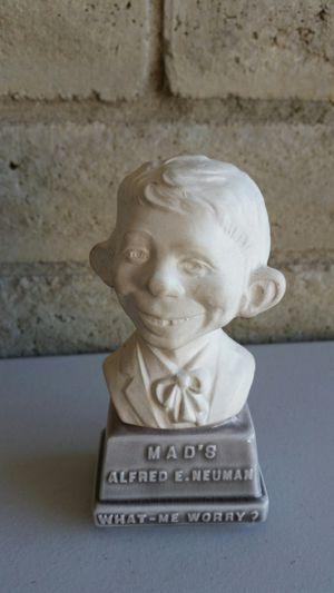 Mad Magazine Vintage Ceramic Statue for Sale in Scottsdale, AZ