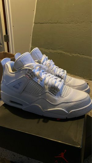 Photo Air Jordan 4 Pure Money (VNDS)
