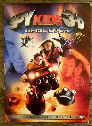 Spy Kids 3 DVD for Sale in Norwalk, CA