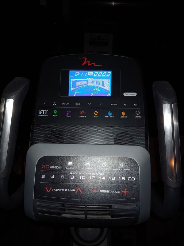 Freemotion with/Ifit model 515 elliptical for Sale in Everett, WA - OfferUp
