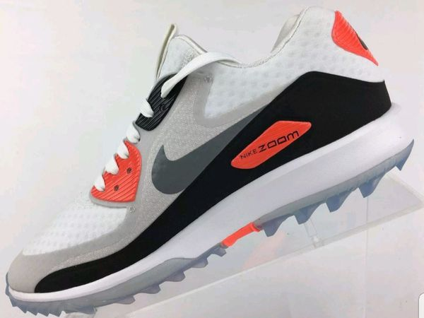 d43ce3caff4 Nike Air Zoom 90 IT Infrared 844648-100 Golf Shoes Women s Size 6 ...