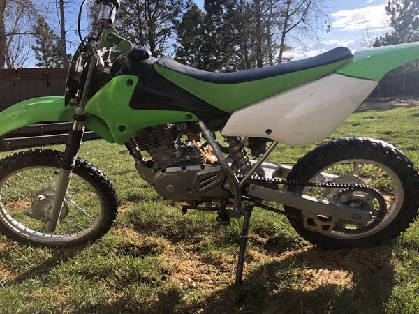 Kawasaki KLX 125 Dirt Bike For Sale In Colorado Springs CO