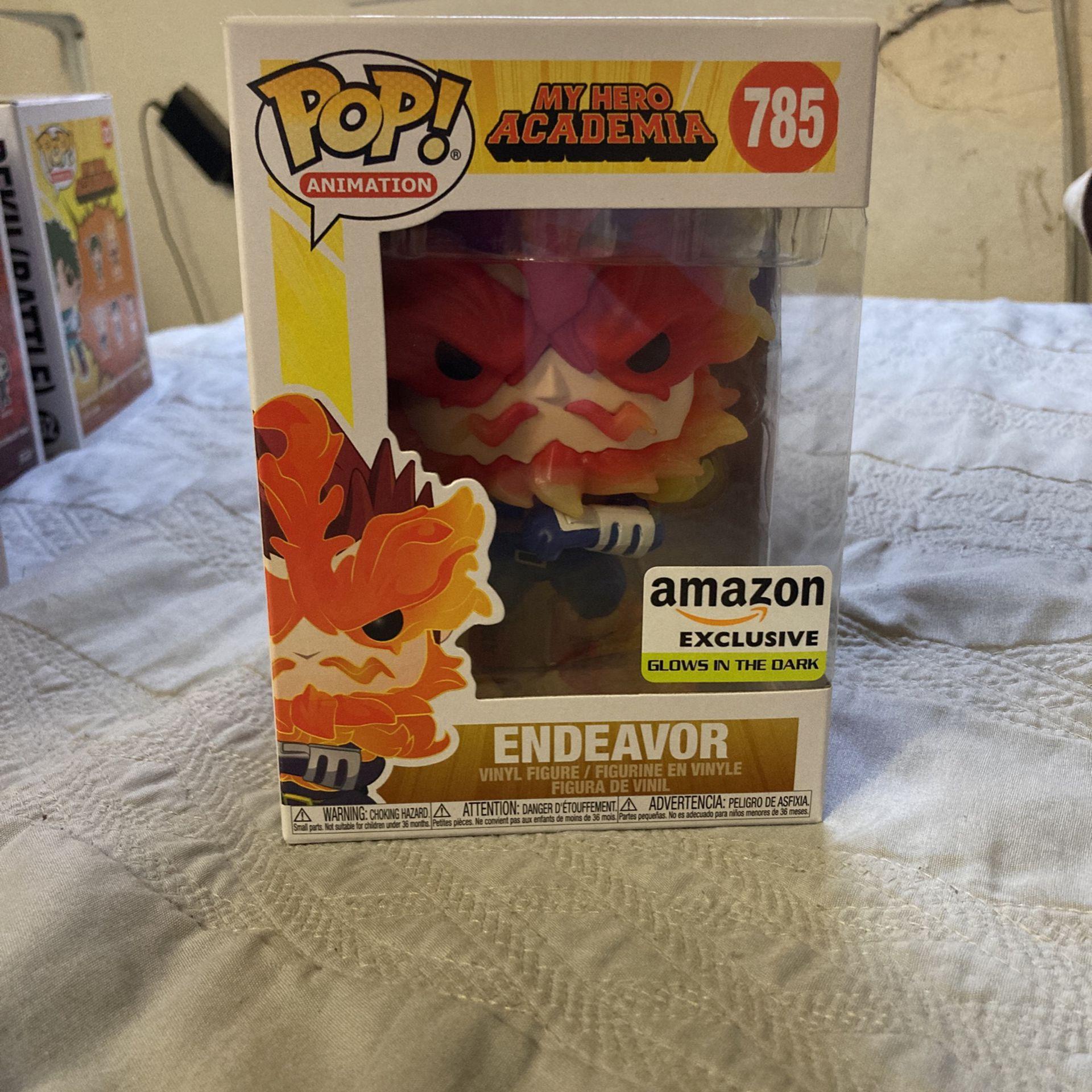 Endeavor FUNKO POP exclusive
