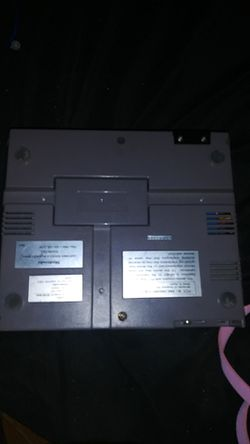 Nintendo Entertainment System (NES) Thumbnail