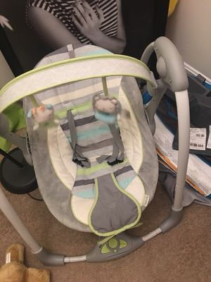 Baby chair swing for Sale in Silver Spring, MD