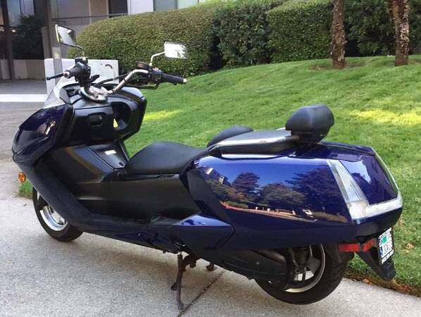 Yamaha Morphous 250cc Scooter for Sale in San Francisco, CA - OfferUp
