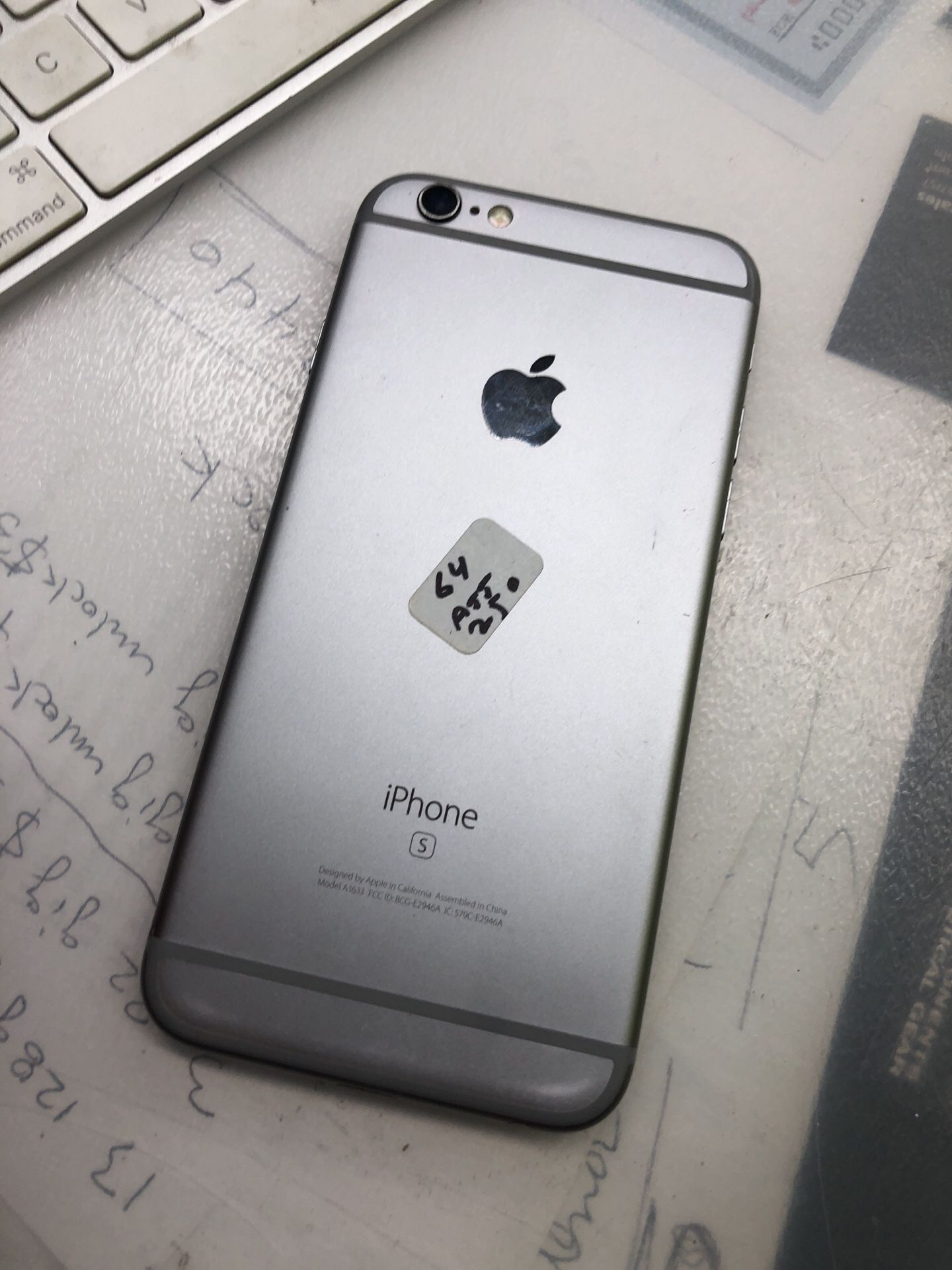 iPhone 6s for AT&T