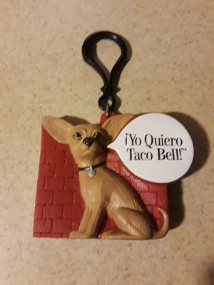 Yo Quiero Taco Bell coin purse keychain for Sale in Commerce City, CO