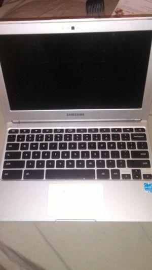 Samsung chrome laptop for Sale in Kenbridge, VA