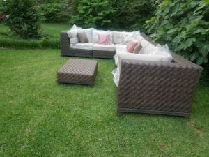 Outdoor Patio Furniture Sectional For In Atlanta Ga