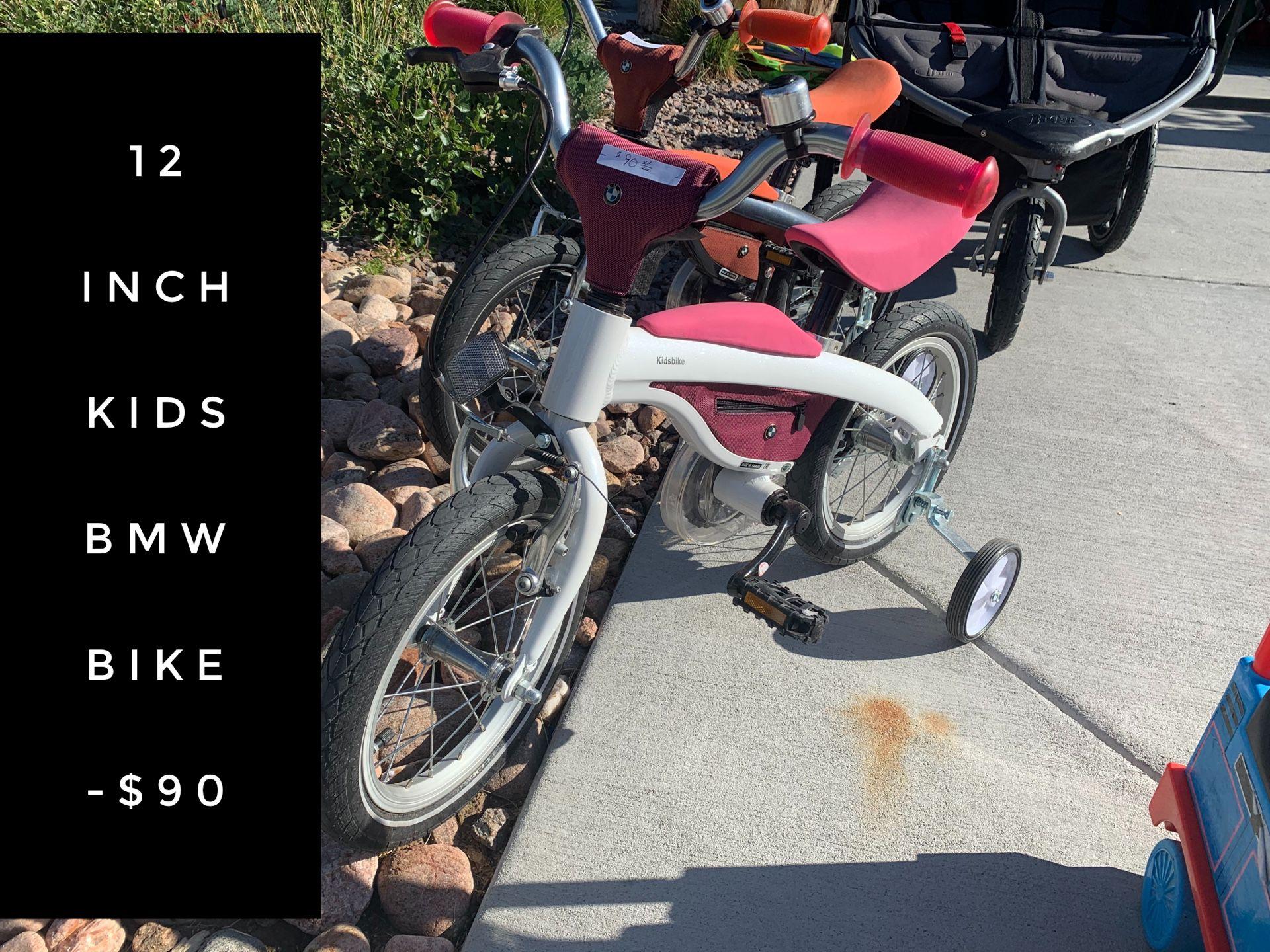 12 inch BMW bike