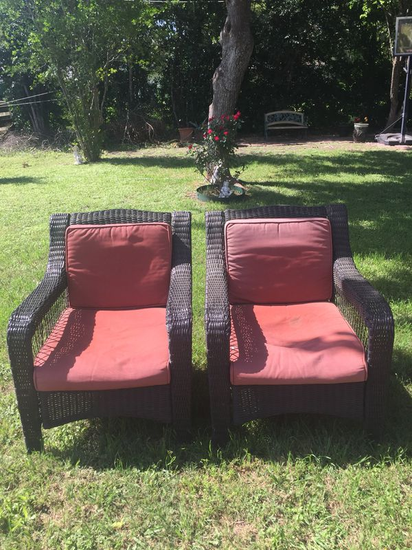 - Outdoor Chairs (Furniture) In San Antonio, TX - OfferUp