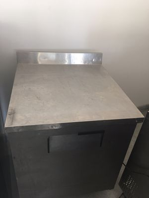Freezer Ice Cold For Sale In Sloan NV OfferUp - Cold prep table for sale