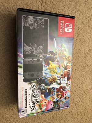 Nintendo Switch Super Smash Bros. Bundle for Sale in Silver Spring, MD