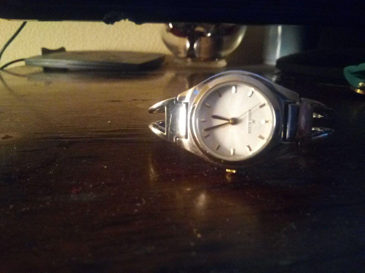 Anne klien women's braclett watch